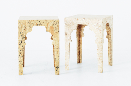 OSB wood sitting furniture